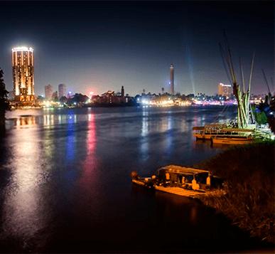 Vida nocturna Egipto