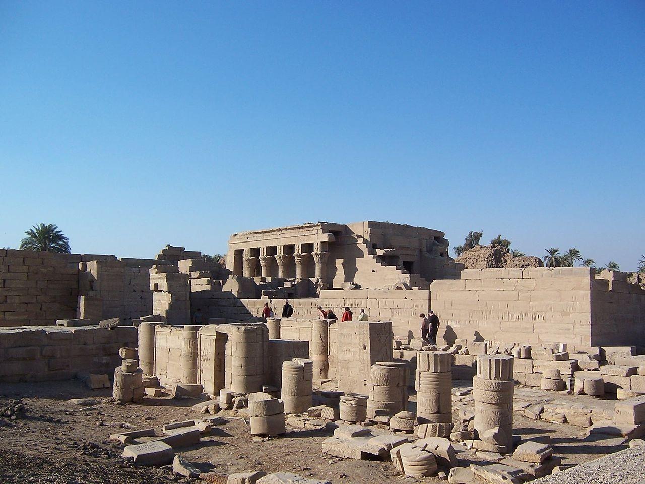Turismo en Qena