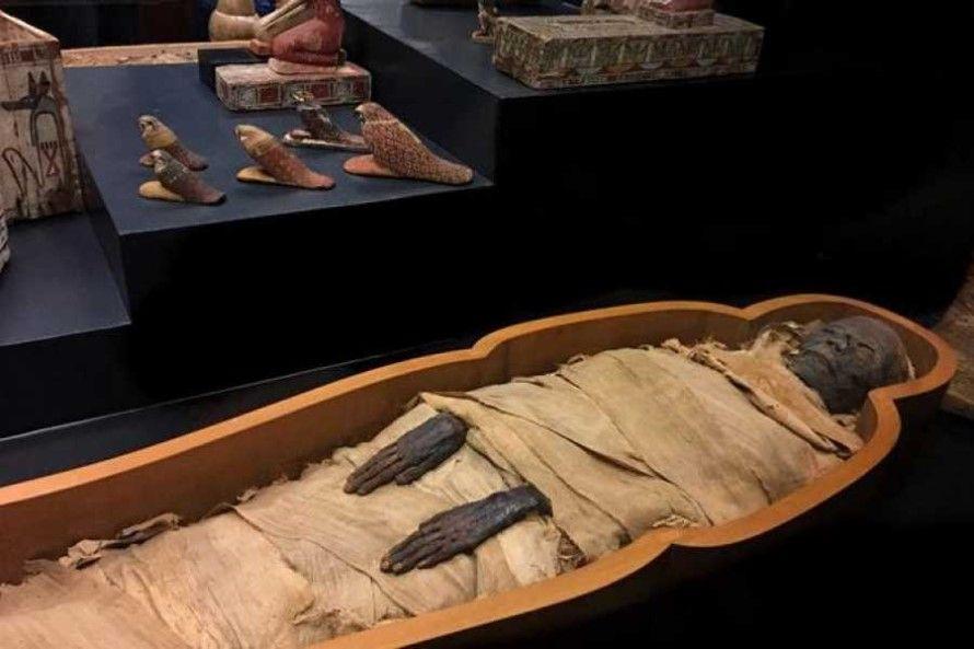 Dónde está Mummification Museum, Egipto