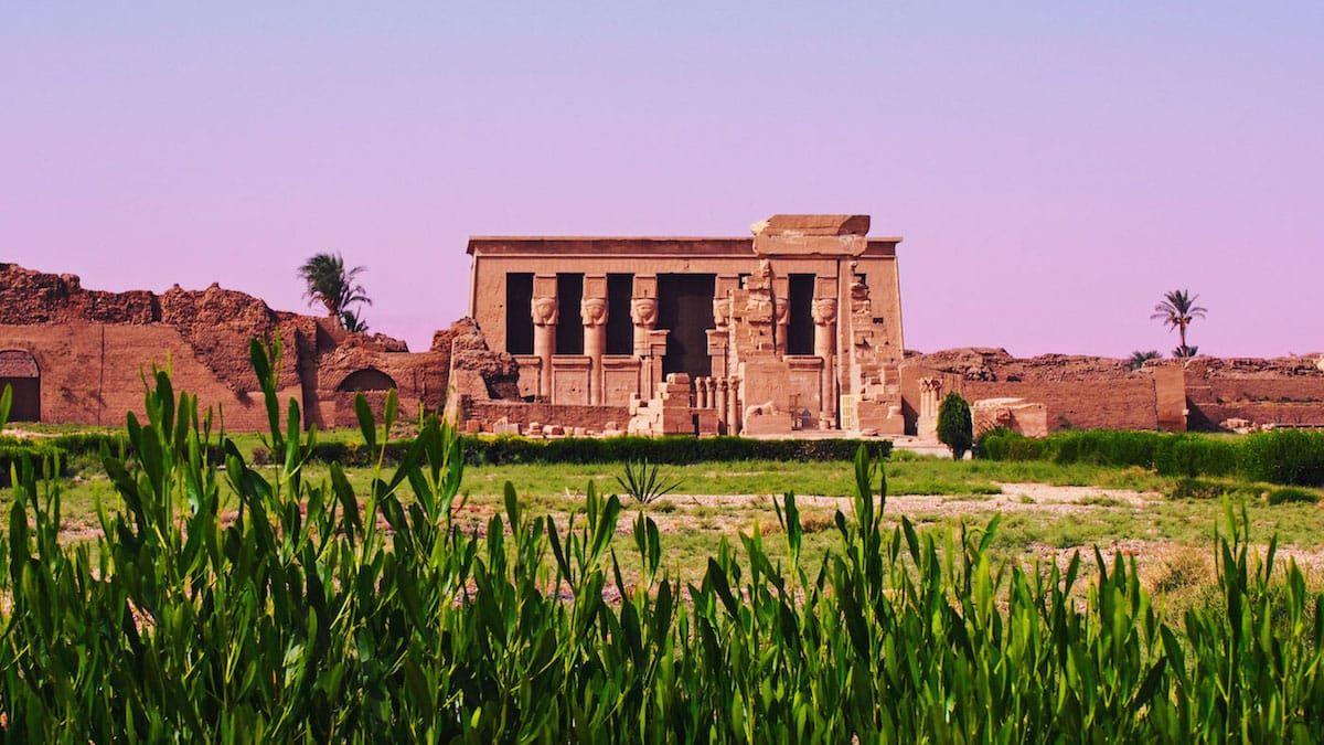 Qena en Egipto
