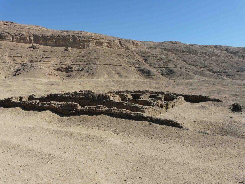 La ciudad de Tell el-Amarna