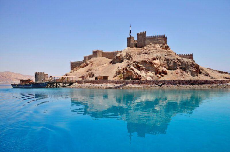 Salah El-Din Castle, Egipto