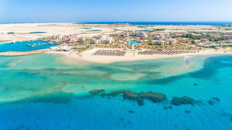 Soma Bay en Egipto