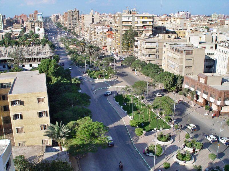 Tanta en Egipto