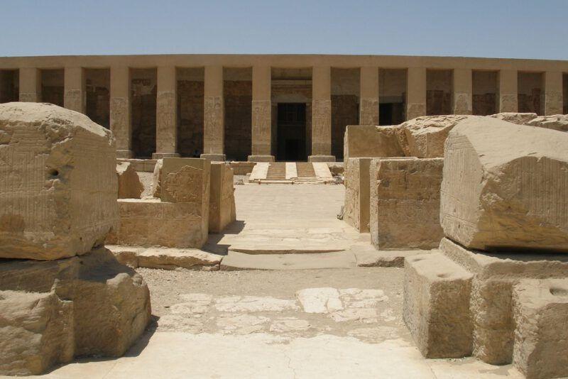 Temple of Seti I, Egipto