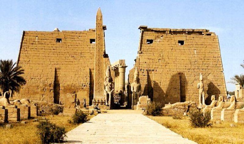 Templo de Amon, Egipto