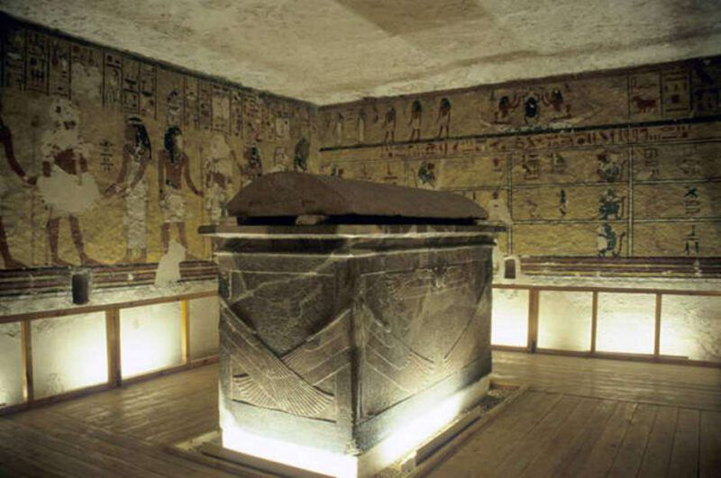 Tomb of Ay, Egipto