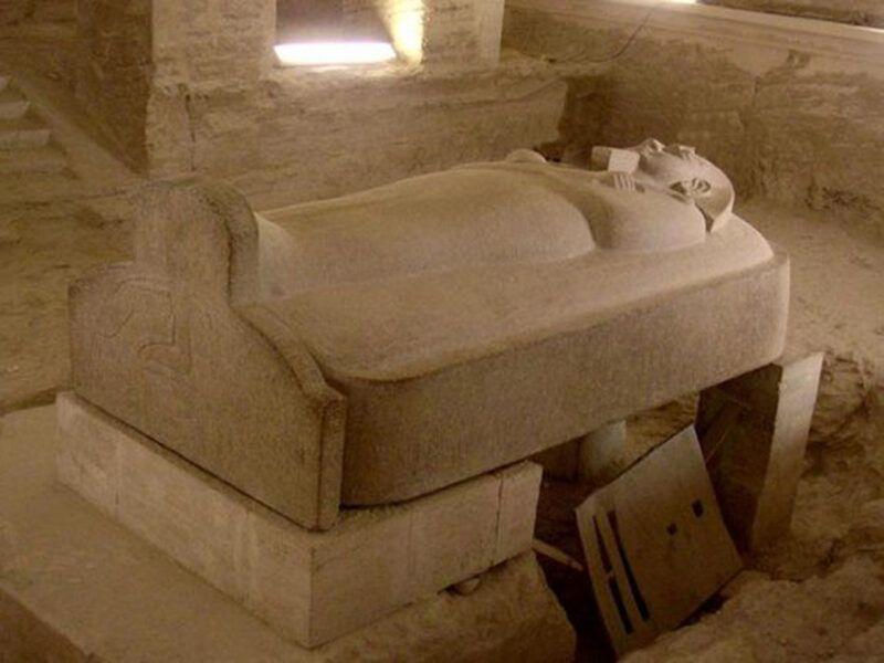 Tomb of Merenptah, Egipto