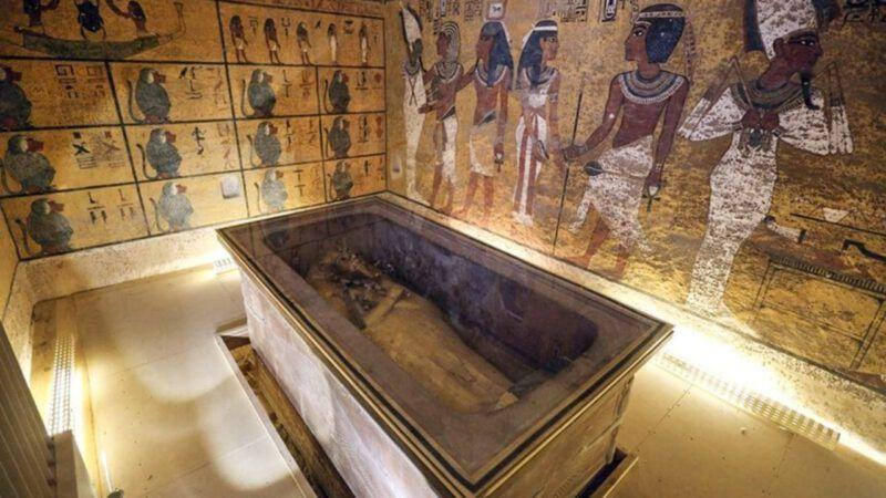 Tumba de Tutankamón, Egipto