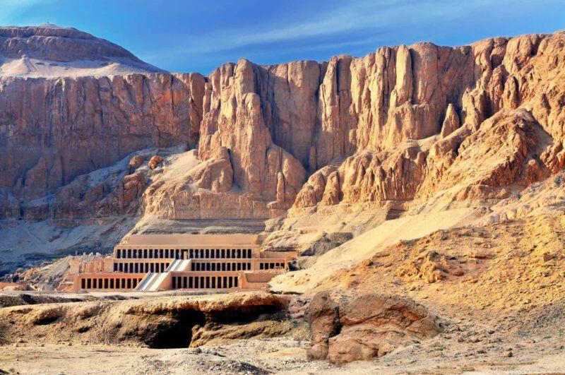 Valle de los Reyes, Egipto