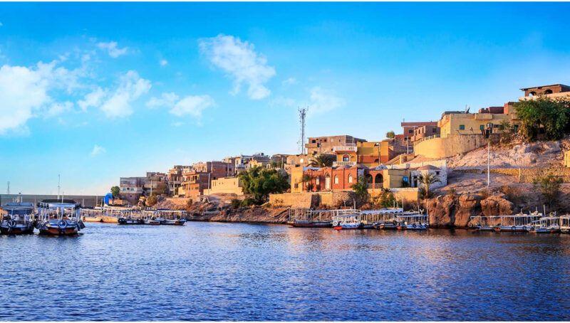Ciudad de Aswan