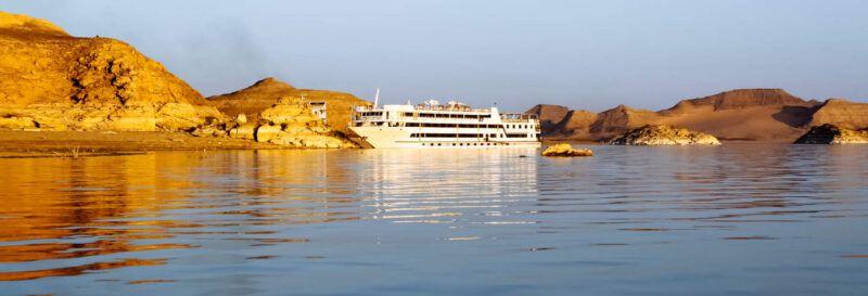 Crucero Nasser