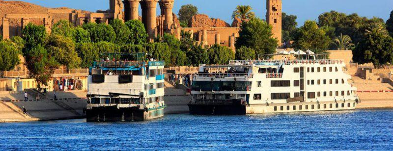 Crucero por el Nilo Lúxor