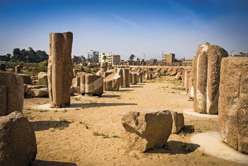 Antigua ciudad de Bubastis