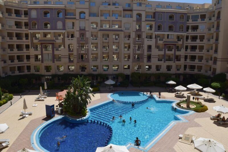 Alquiler de apartamentos baratos en Egipto