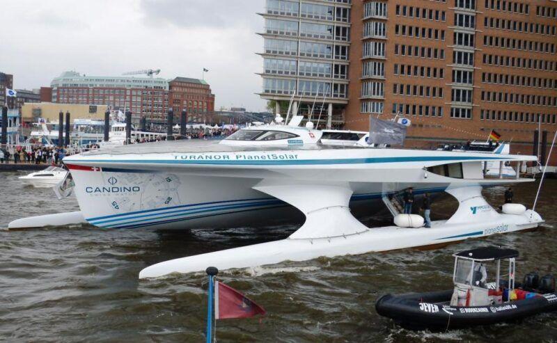 Egipto en catamarán