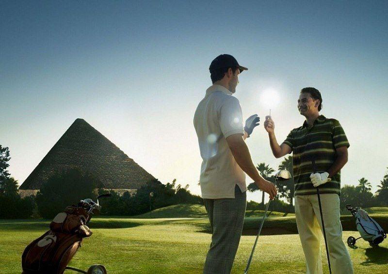 Golf en Egipto