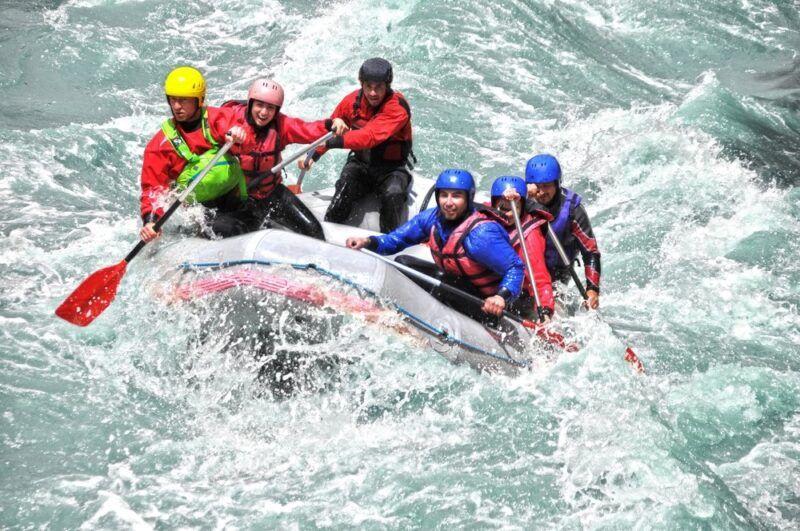Rafting Egipto