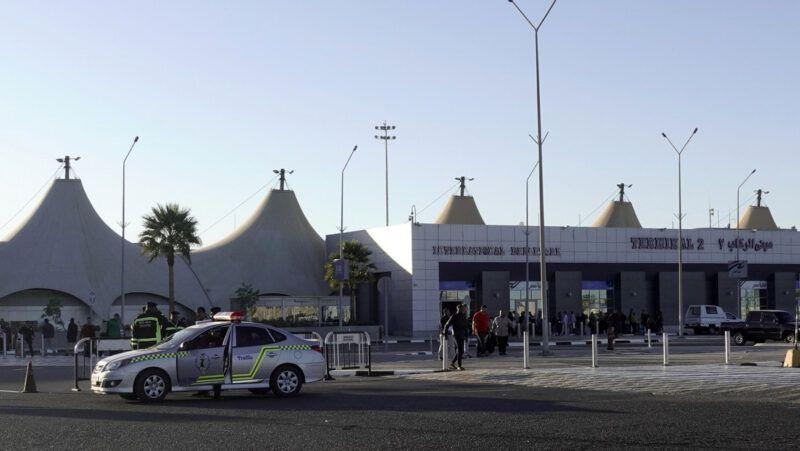 Aduanas en Egipto
