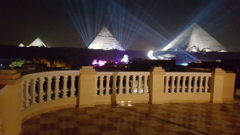 Airbnb en Egipto