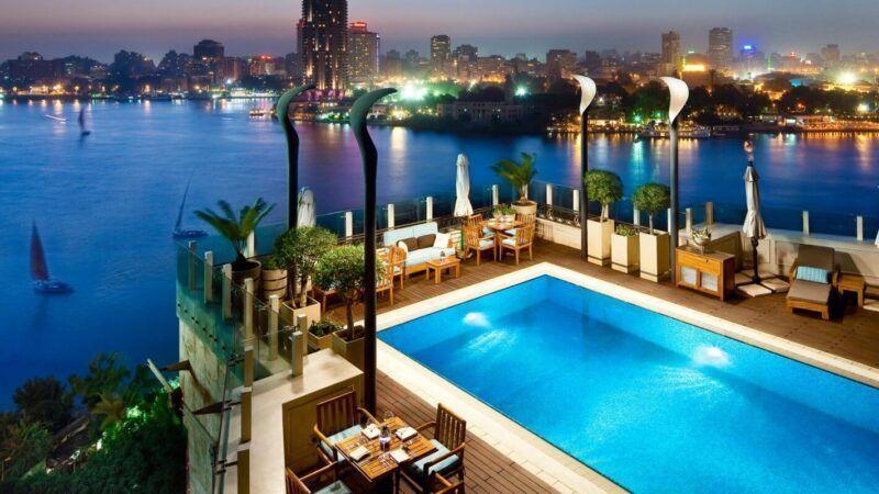 Alojamiento en Egipto