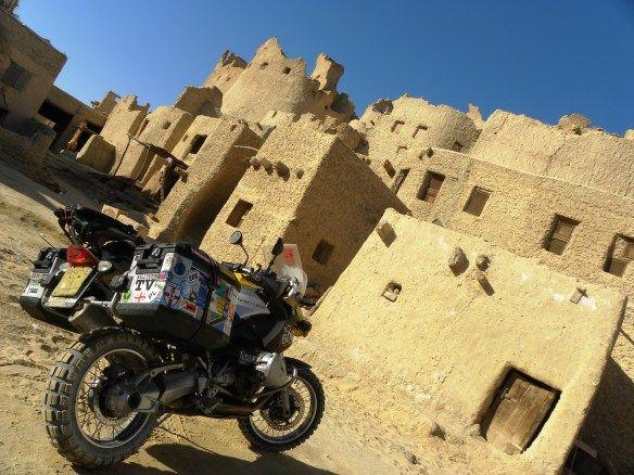 Alquiler de moto Egipto