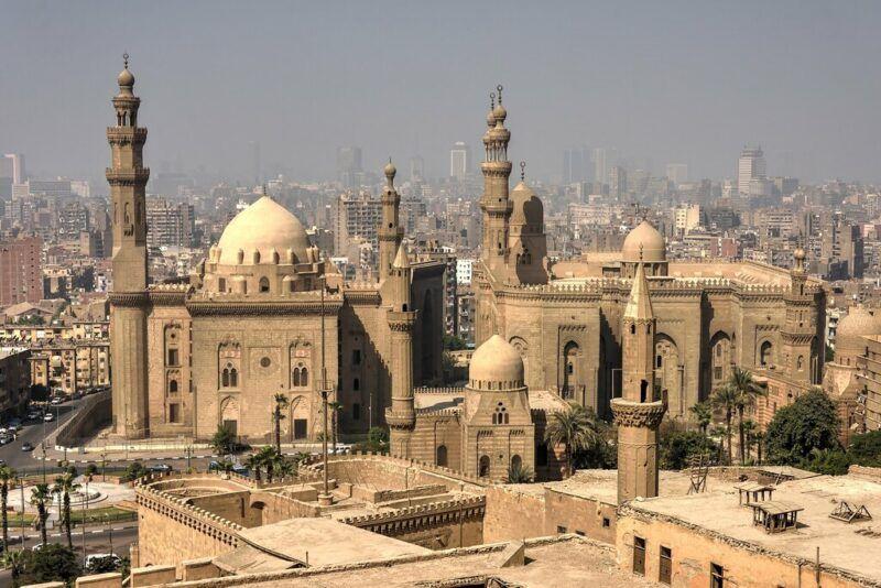 Hoteles baratos en Egipto