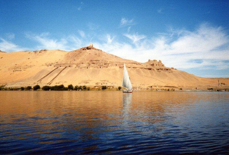 Cataratas Egipto