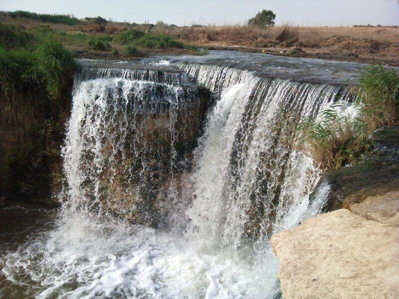 Egipto waterfalls