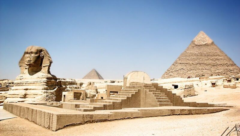 Viaje a Egipto opiniones