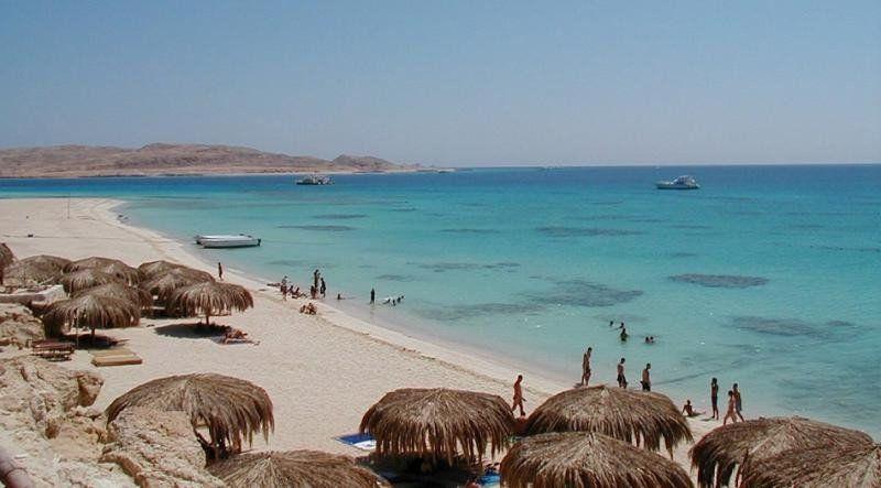 Mejores playas de Egipto para bañarse