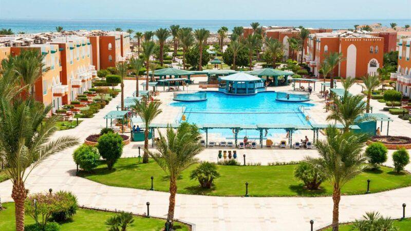 Mejores resorts todo incluido en Egipto