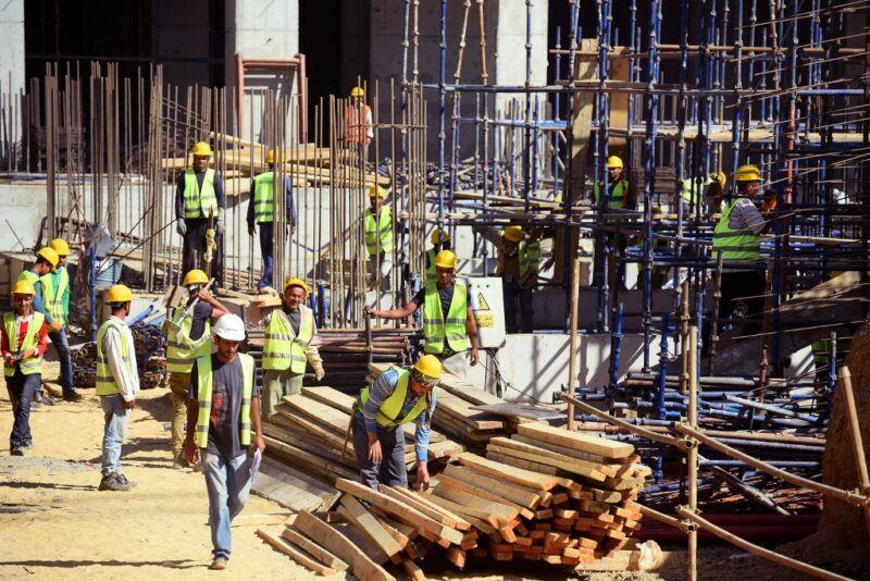 Trabajar en Egipto