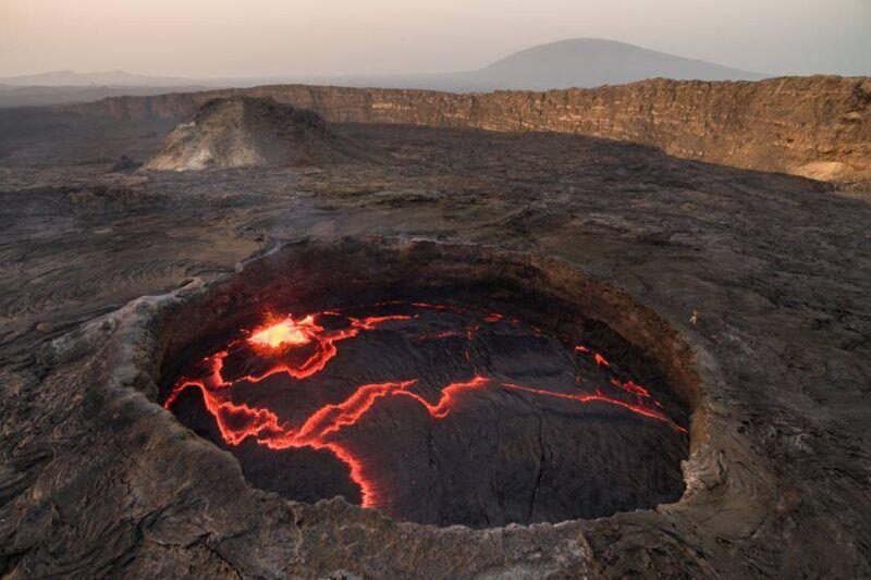 Volcanes Egipto