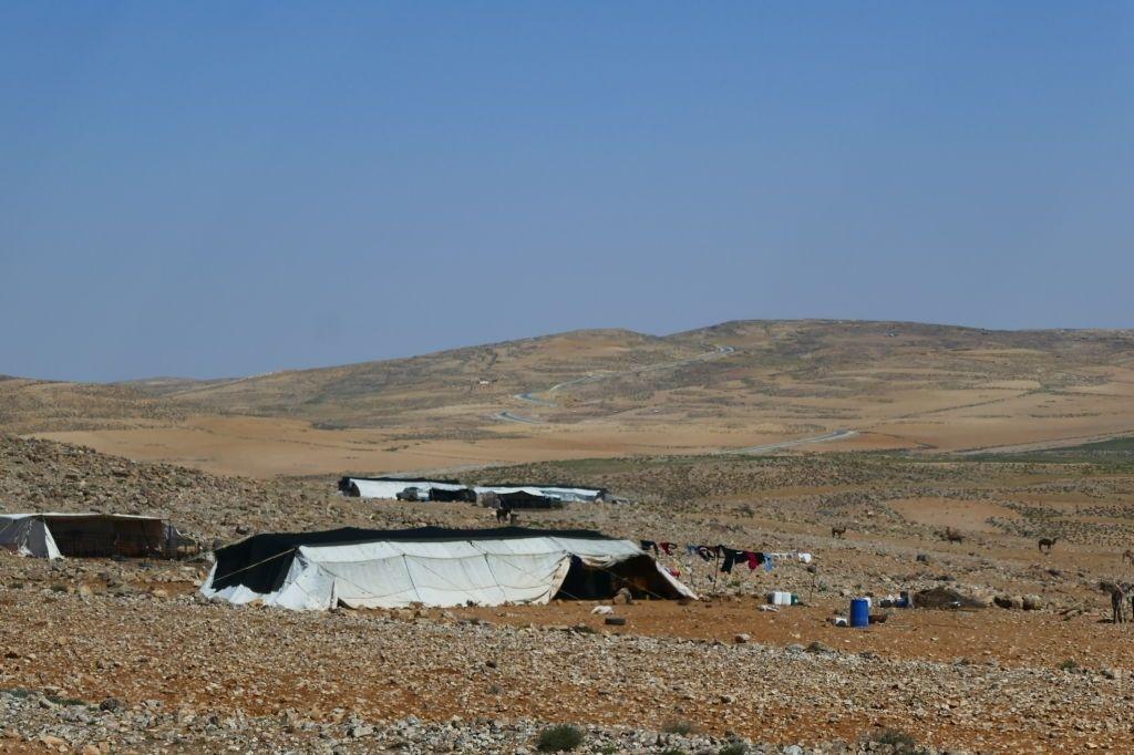 Campamento Beduino en Taba