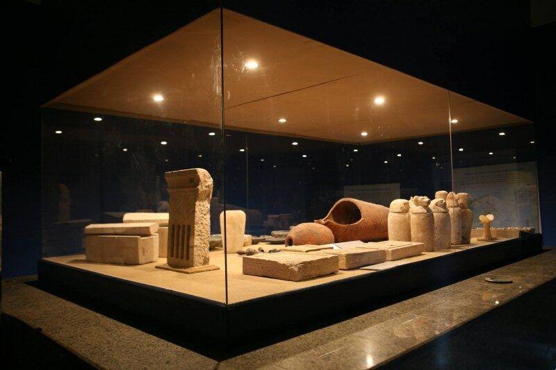 El Museo Arqueológico de la Universidad de Zagazig