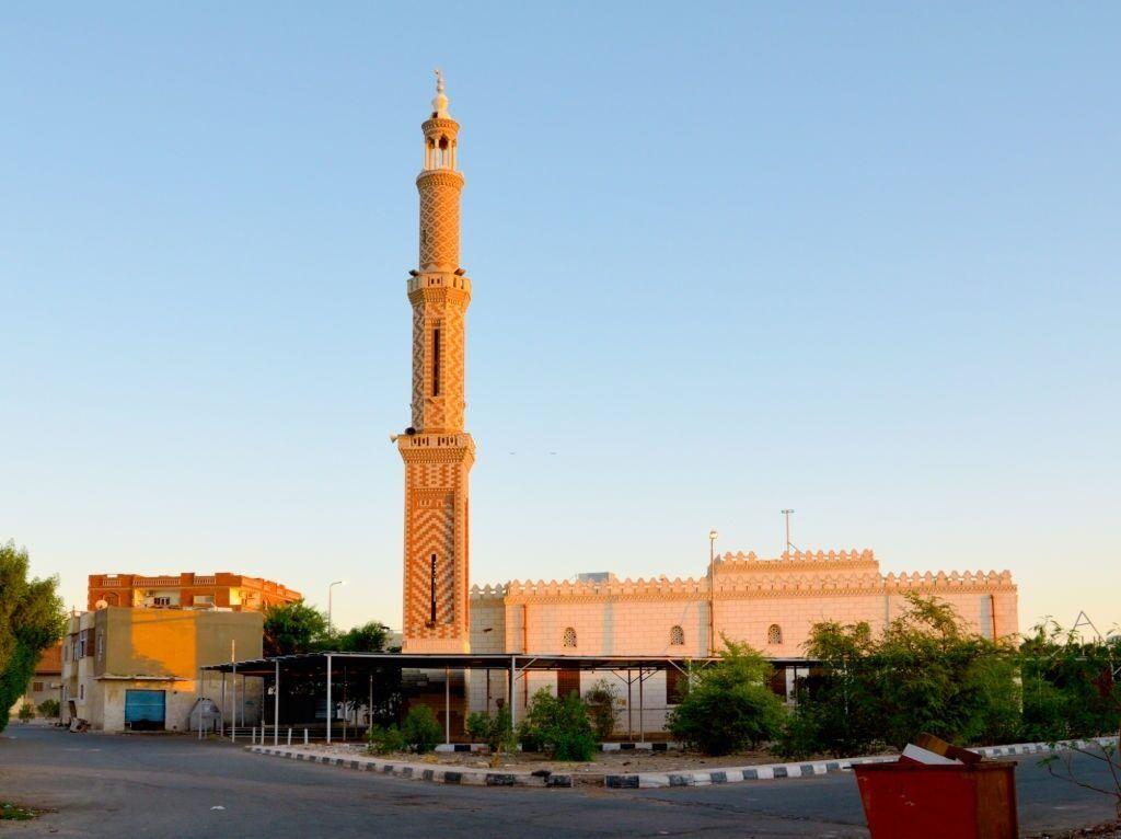 Gran Mezquita y Torre en Safaga