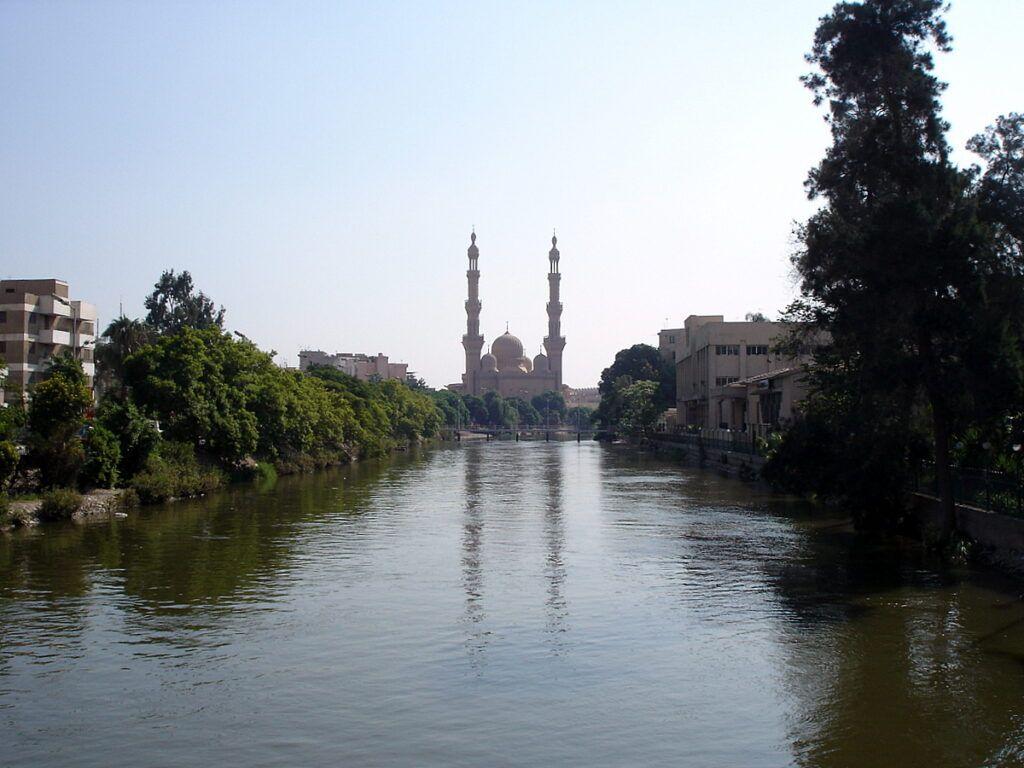 La Gran Mezquita de Zagazig