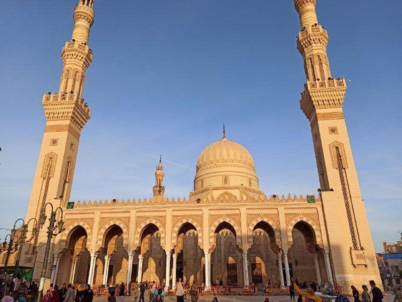 Mezquita de Al Sayyed Ahmed Al Badawi