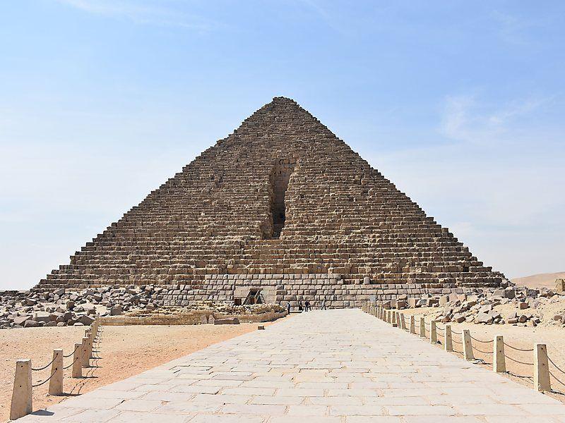 Pirámide de Mycerinus