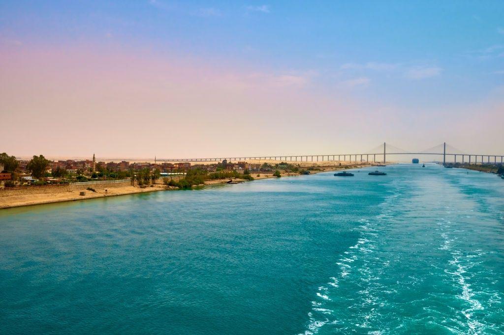 Playas de Suez