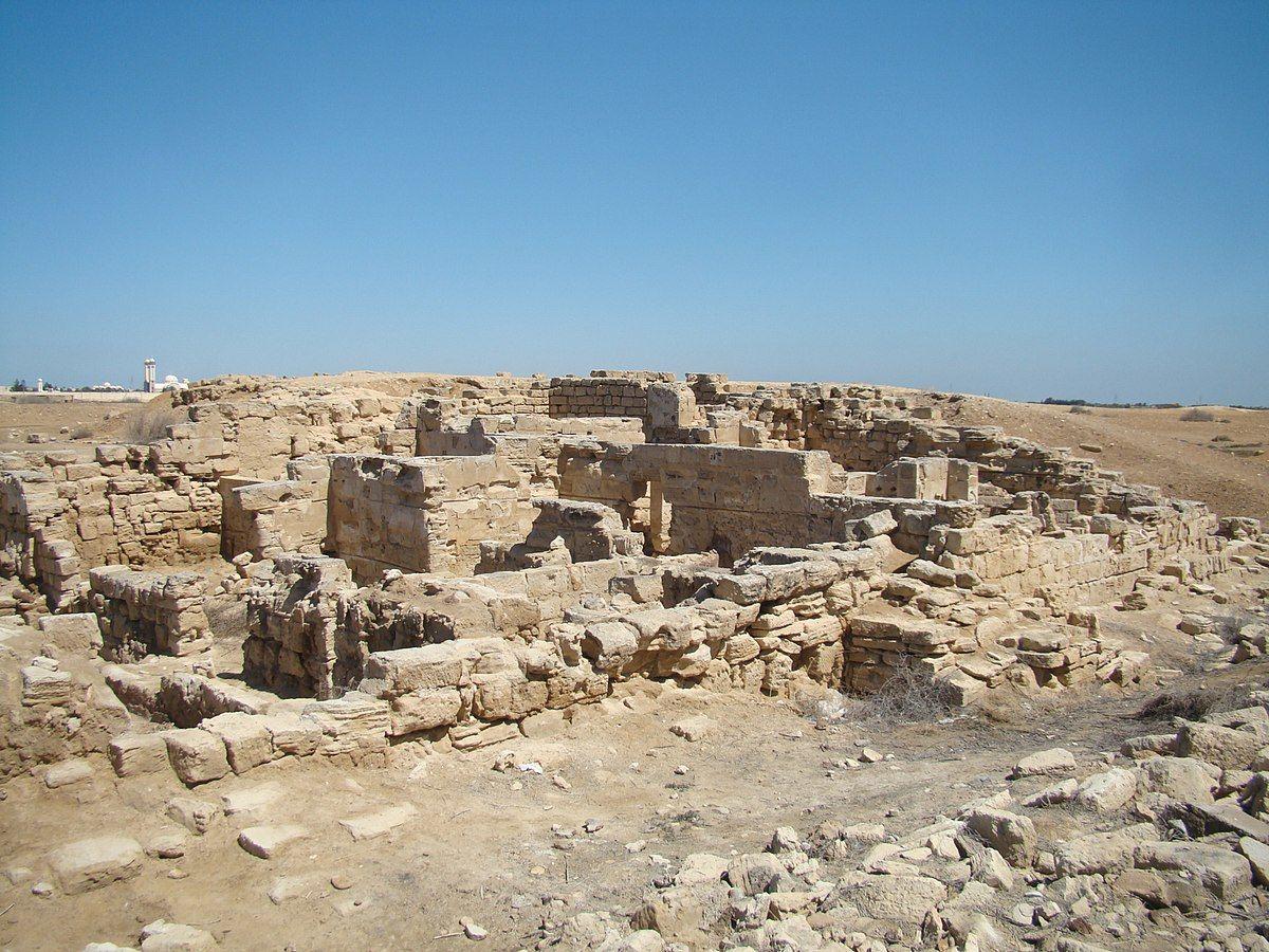 Ruinas de Abu Mena