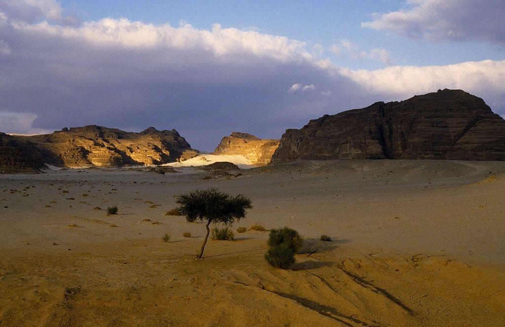 St Catherine en Egipto