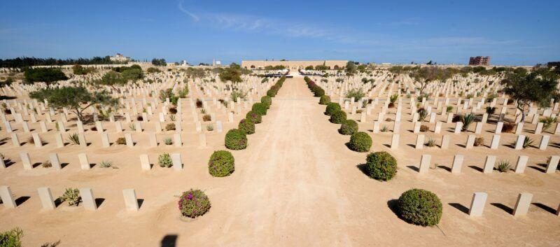Cementerio de Guerra de la Commonwealth