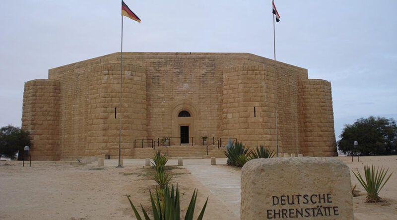 El Memorial de Guerra Alemán