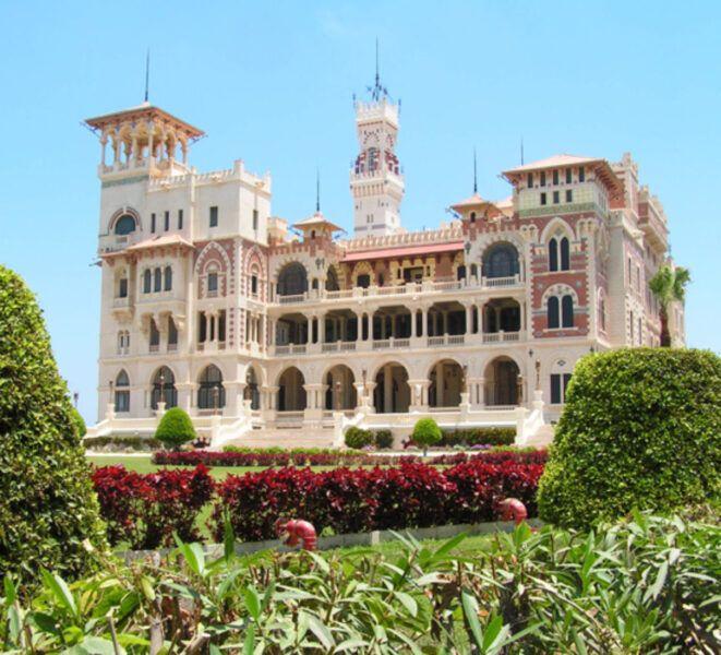 El Palacio de Montaza