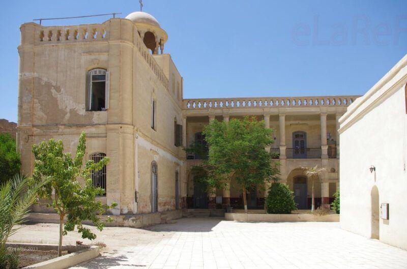 El Monasterio de la Santa Virgen María