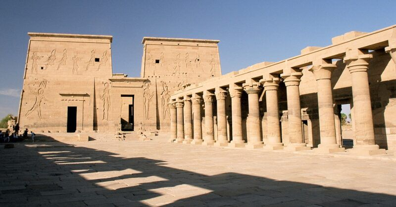 El Templo de Isis