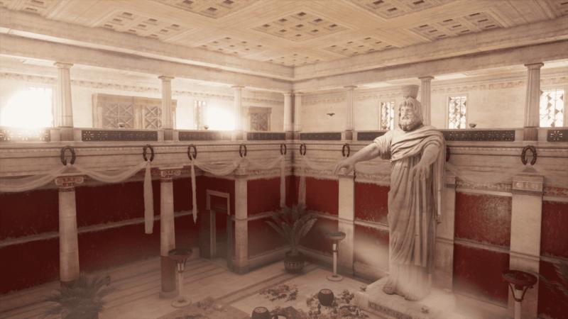 Templo Serapis