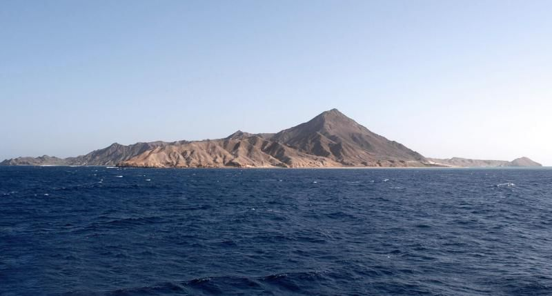 Isla Zamargad